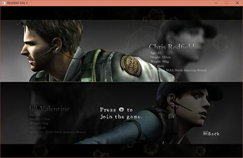 Resident Evil 5 Steam Edition Ripped Out Code Needed For