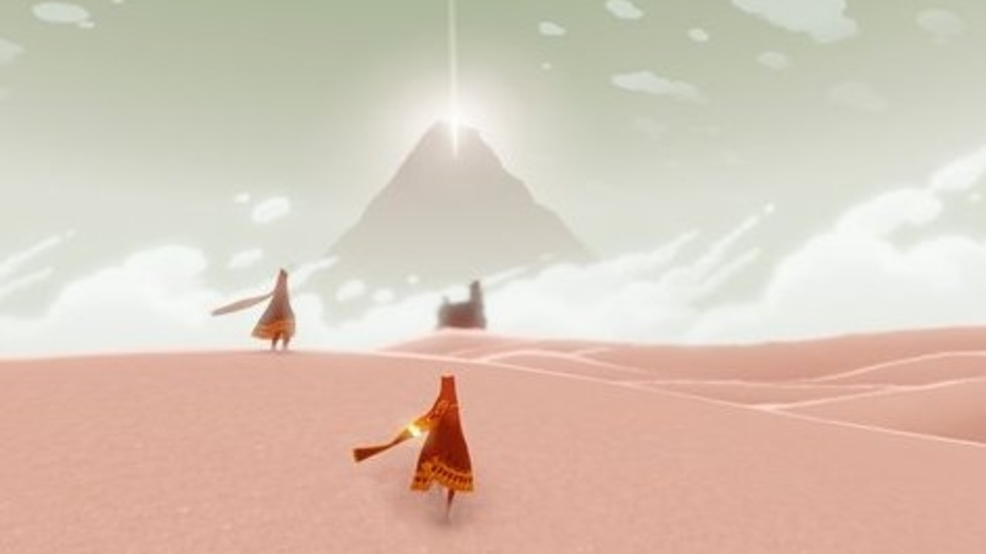 Flower, FlOw and Journey headed to PS4 on disc