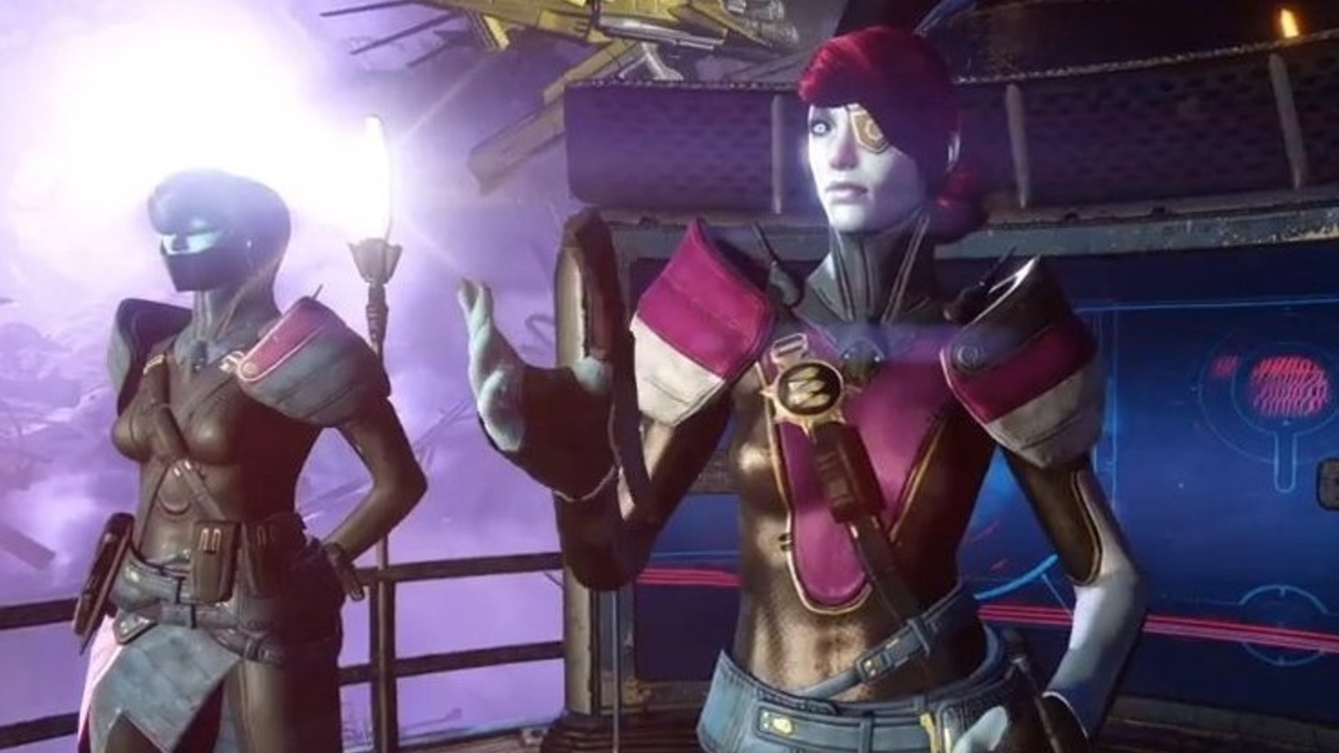 Decrypting the new Destiny: House of Wolves trailer