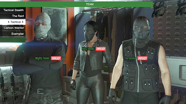 Now GTA Online Lab Heist Wants Us to Do Stealth