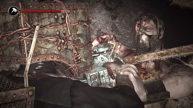 The Evil Within DLC The Executioner Is a Grisly First-Person Boss Rush Mode