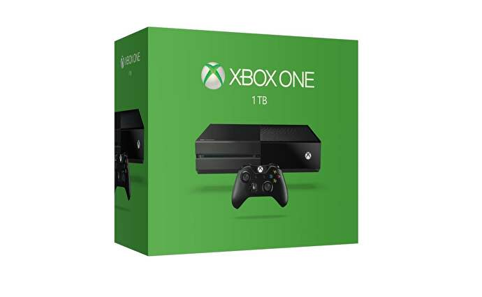 Here's your first official look at the 1TB Xbox One and ... on