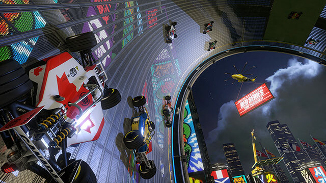 Twitchy Arcade Racer Trackmania Turbo Comes to Console, Let's Play It