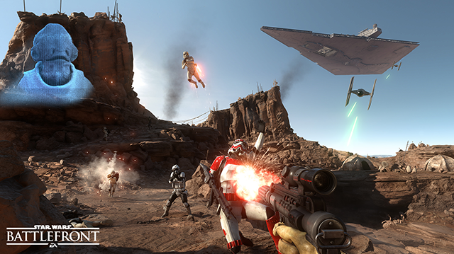 Here's How Co-op Survival Missions Work in Star Wars Battlefront