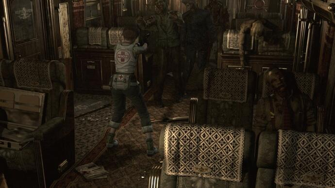 Resident Evil Zero HD Remaster si mostra in 40 minuti digameplay