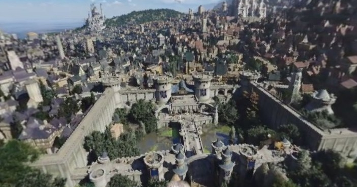 Battle For Azeroth Home Cities