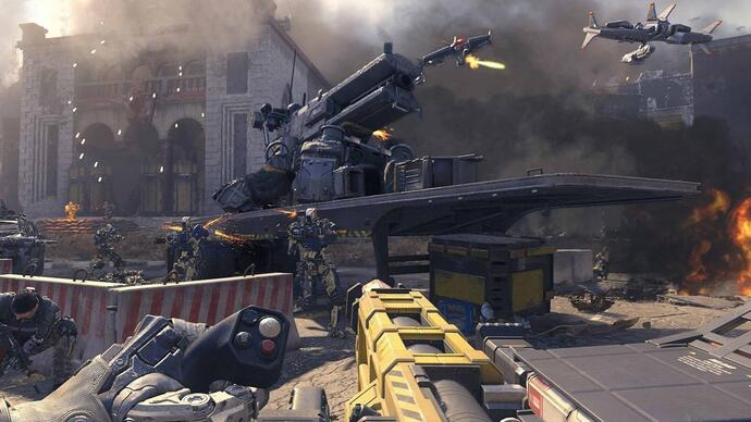 Details Call of Duty: Black Ops 3 bètabekend