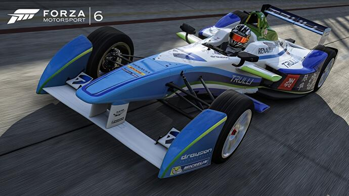 Forza Motorsport 6 takes us back to the series' heyday