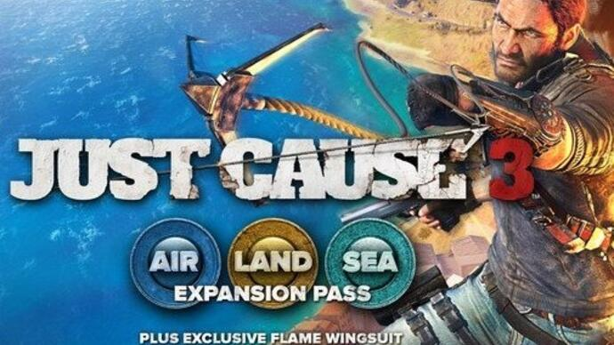 Just Cause 3 Expansion Pass adds three DLCpacks
