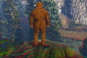 Grand Theft Auto 5's playable Bigfoot Easter egg discovered