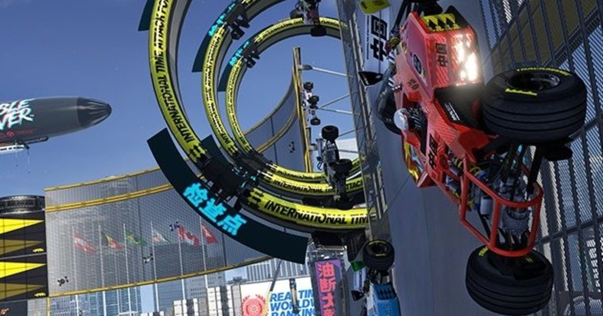 Trackmania Turbo Delayed Until Early 2016 Eurogamer Net