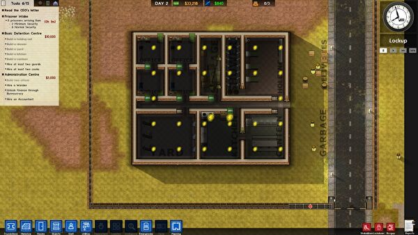 Prison Architect Can T Make Rooms