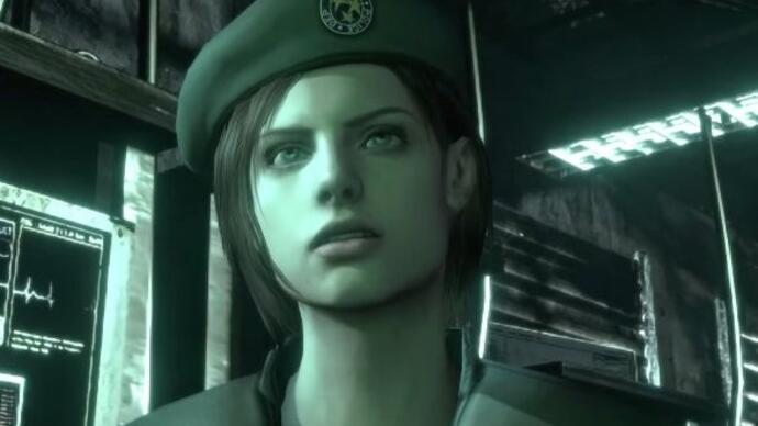 Resident Evil HD Remaster's original voice acting mod iscomplete