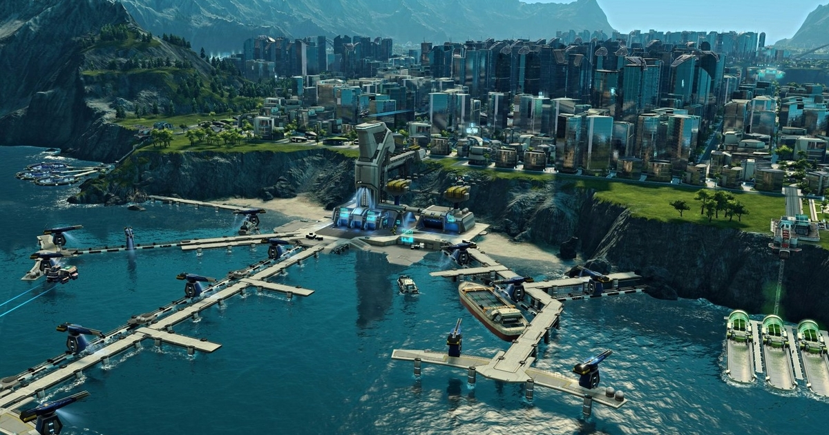Anno 2205 Keyboard Shortcuts Tips Factories Upgrades