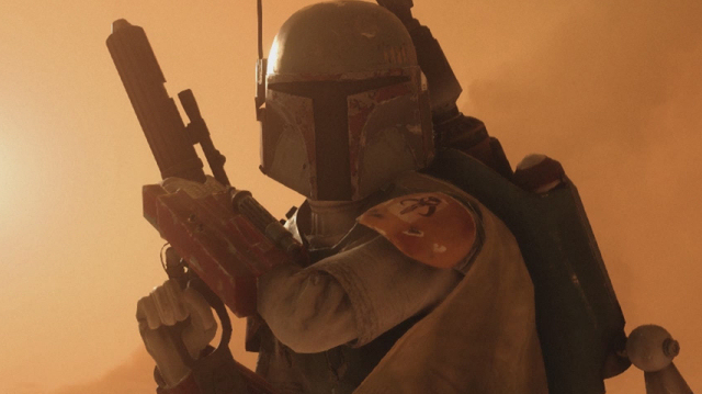 Star Wars Battlefront Duels Continue With Princess Leia vs Boba Fett