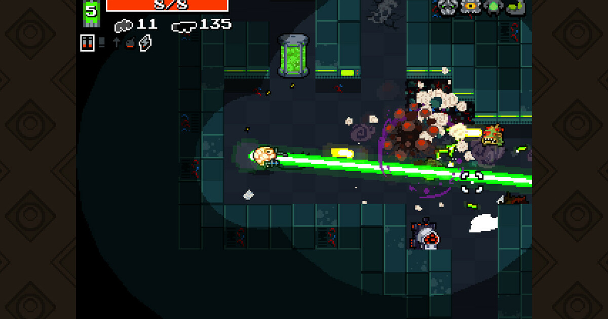 Surprise Nuclear Throne Is Out Today Eurogamer Net