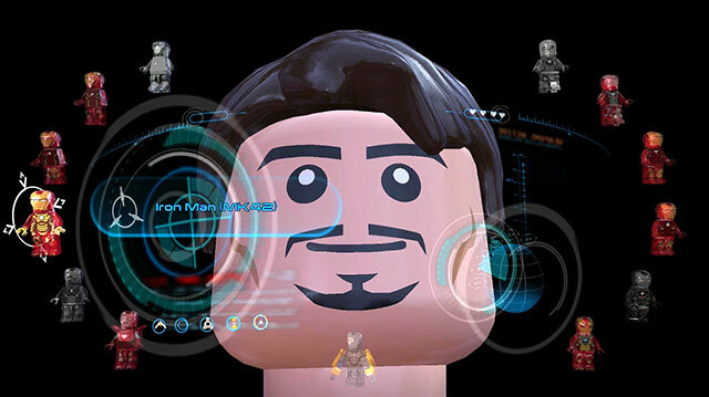 Behold Iron Man and Hulk's Double Team Moves in Lego Marvel's Avengers Gameplay
