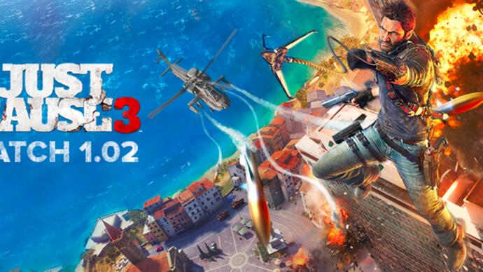 """Just Cause 3 receives patch to """"significantly improve"""" loadtimes"""