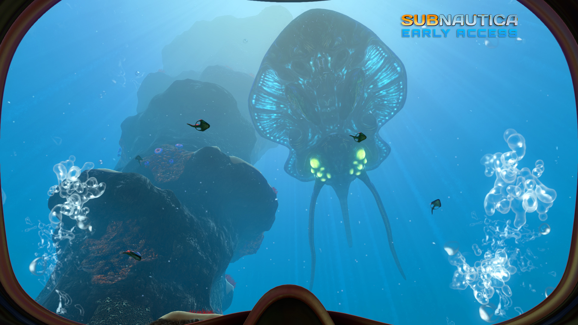 Subnautica is being developed for Xbox One
