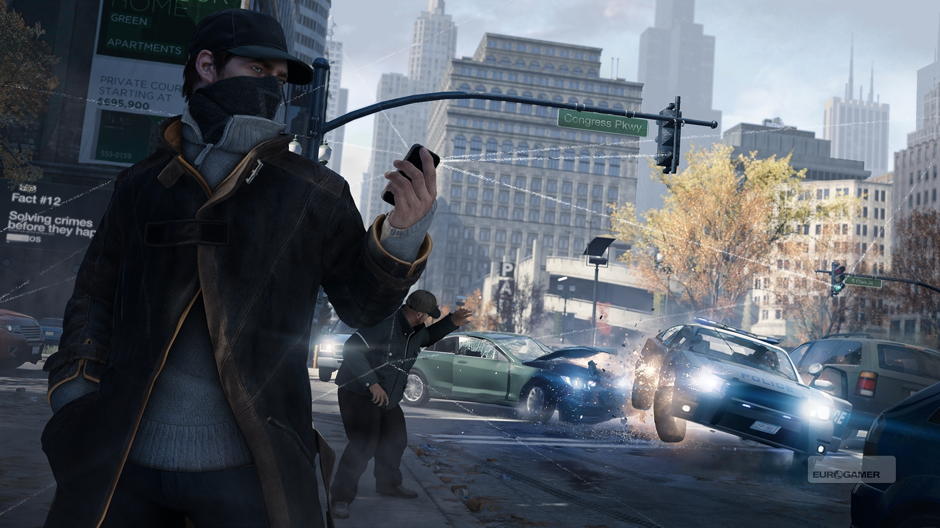 Wallpapers For > Watch Dogs Wallpaper 1920x1080