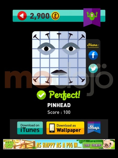 Icon Pop Quiz Spooky Characters Answers, Solutions & Cheats   Modojo ...