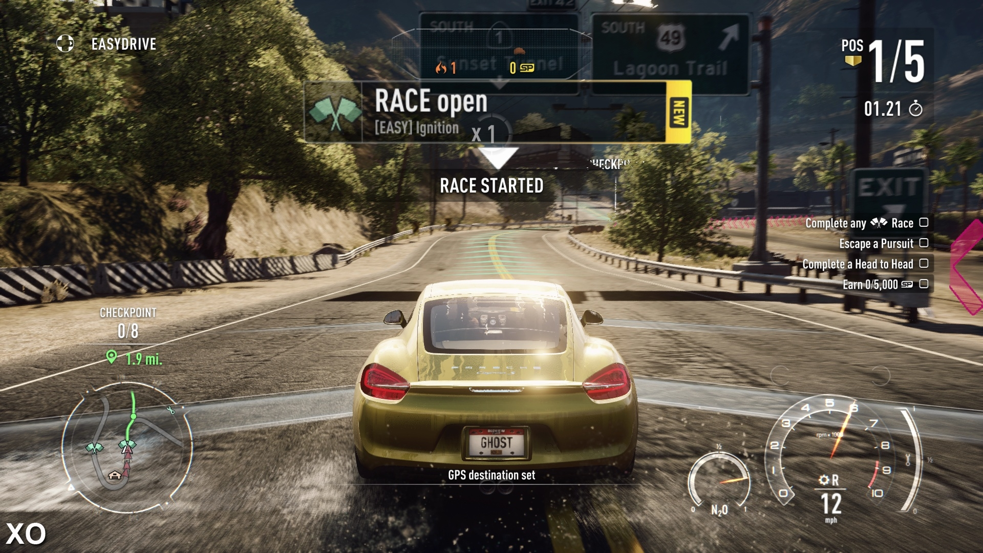 need for speed rivals xbox one vs ps4 comparison gallery. Black Bedroom Furniture Sets. Home Design Ideas