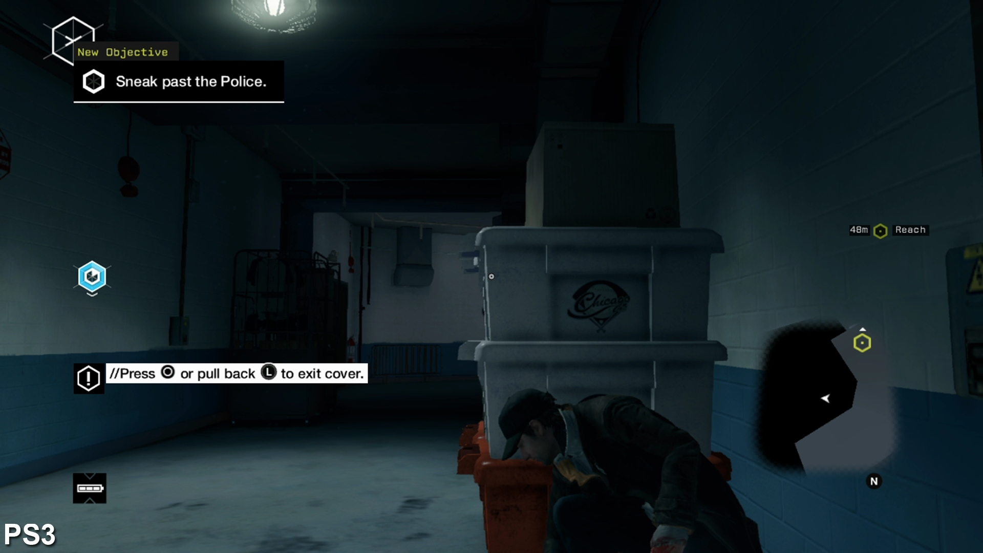 How To Go Online On Watch Dogs Ps