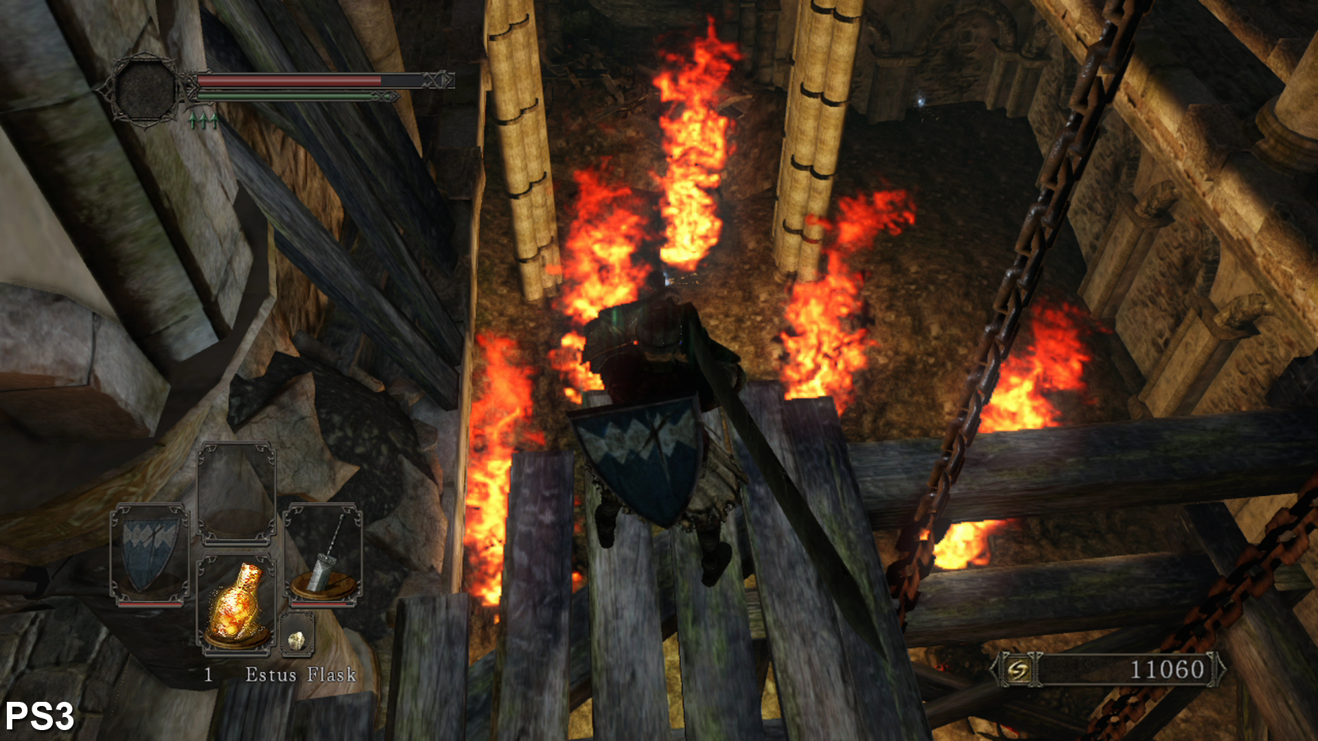 A Familiar Darkness Hands On With Dark Souls 2: Digital Foundry: Hands-on With Dark Souls 2 On PS4