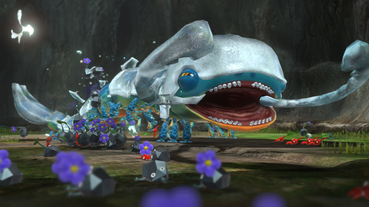 2013 In Review Pikmin 3 Puts A Friendly Face On Video
