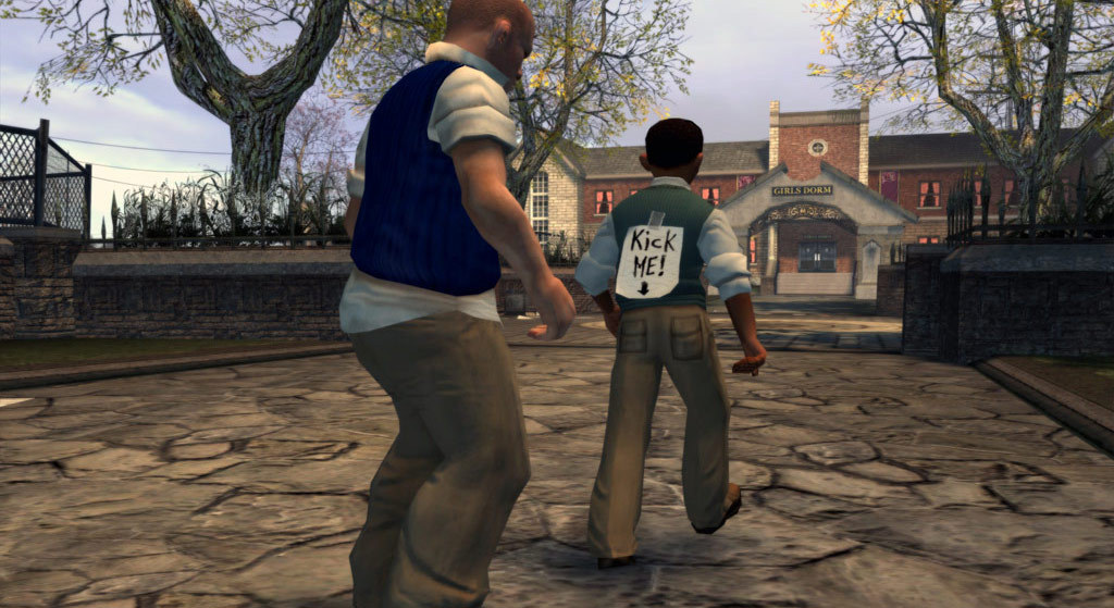 rockstar files new bully trademark here 39 s why that 39 s great usgamer. Black Bedroom Furniture Sets. Home Design Ideas