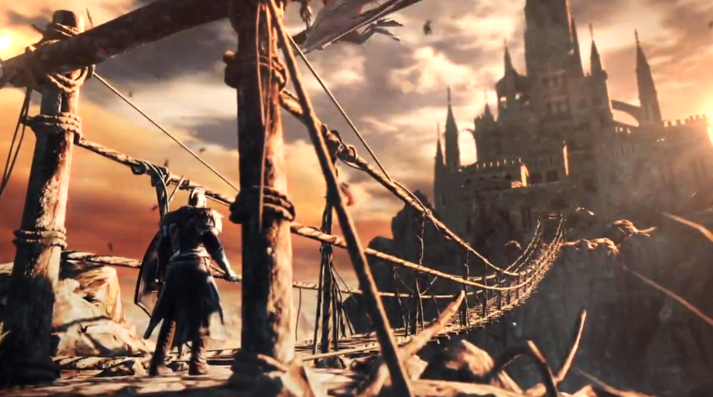 Dark Souls II: The Difficult Second Game