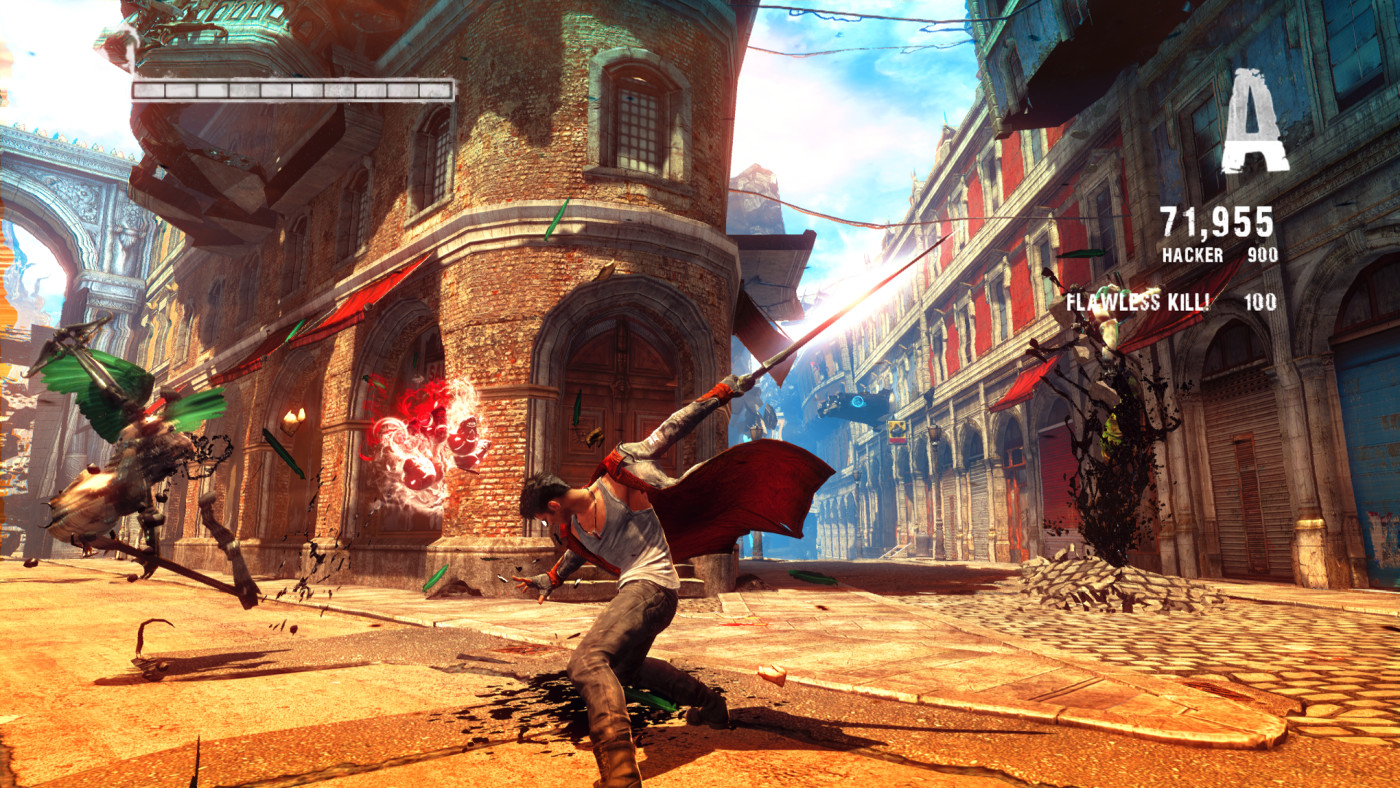 Dmc Devil May Cry  Right Game  Wrong Name