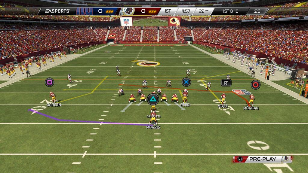 Gallery Xbox One Graphics Madden 25
