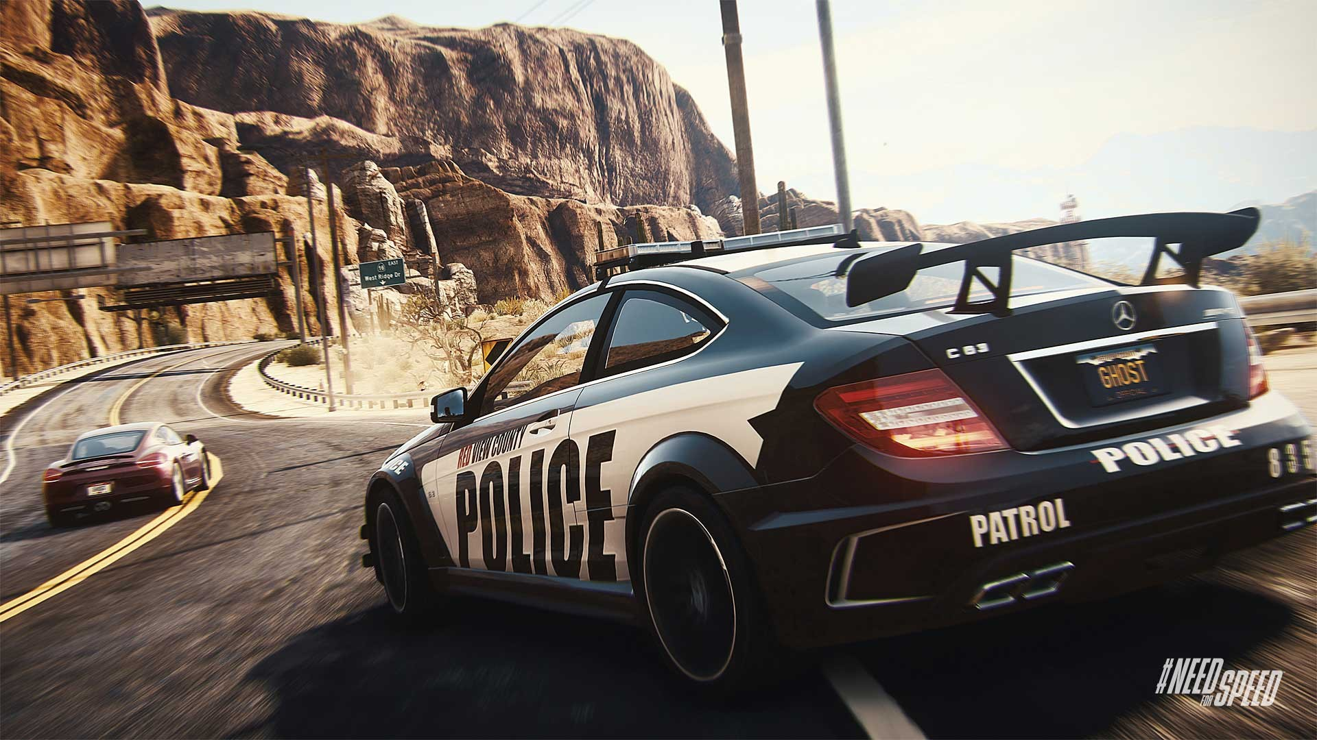 need for speed rivals 39 all drive makes online less scary usgamer. Black Bedroom Furniture Sets. Home Design Ideas