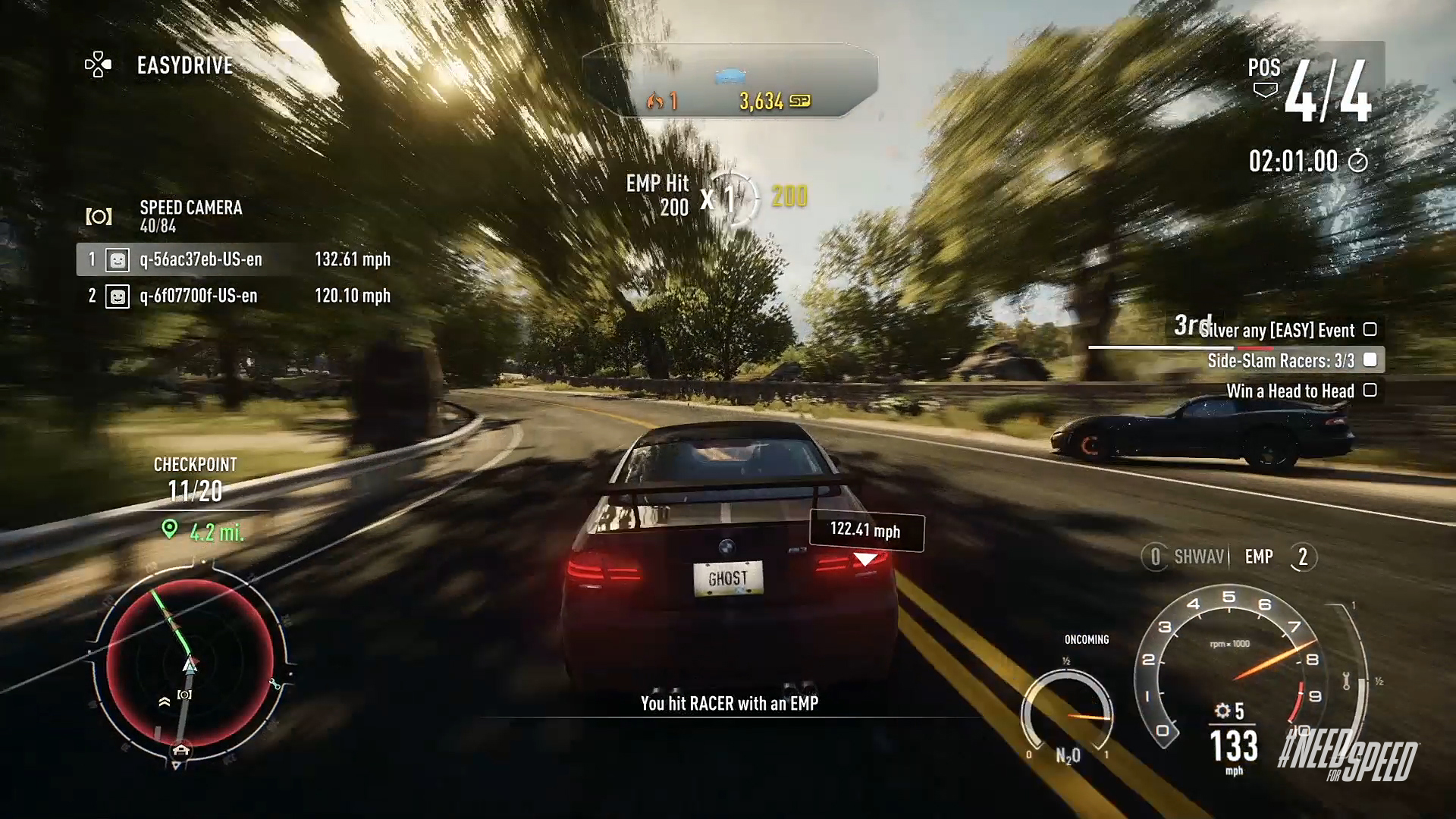 need for speed rivals ps4 review the greatest hits usgamer. Black Bedroom Furniture Sets. Home Design Ideas