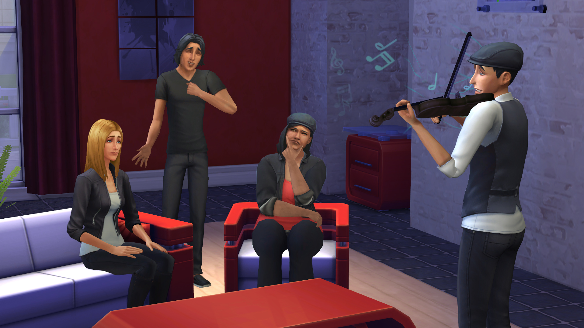how to write articles in the sims 4
