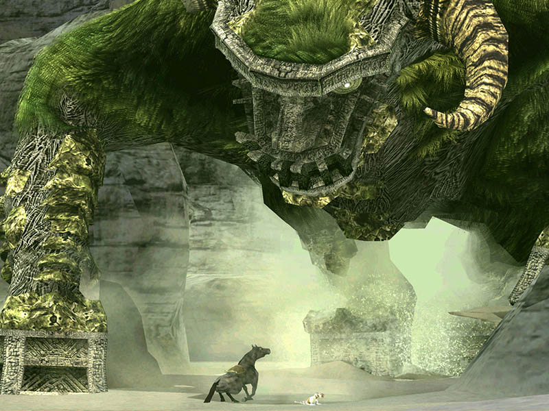 The Lost Promises Of Shadow Colossus