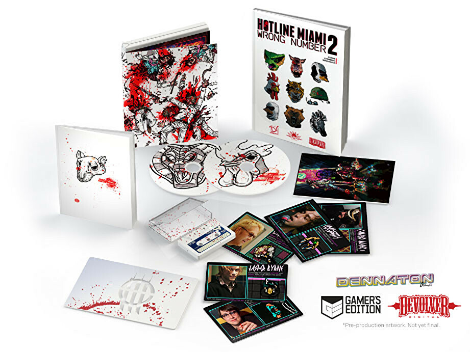 Image of Hotline Miami Clearance