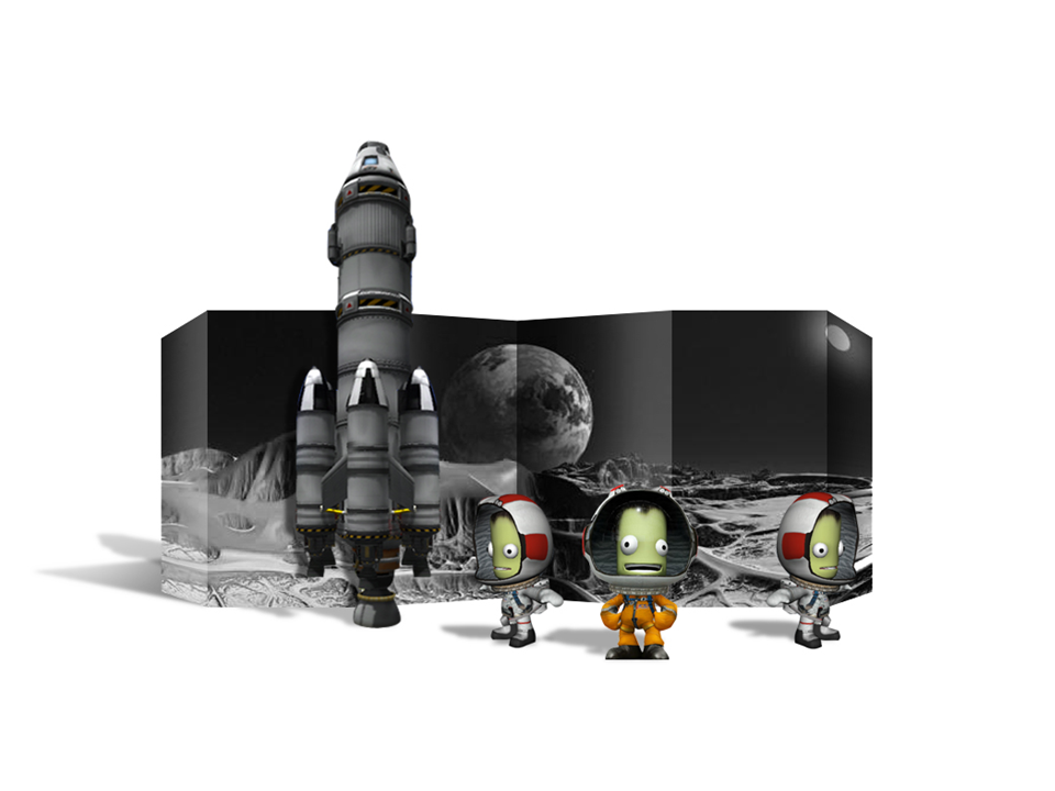 Kerbal Space Program Physical Edition. - KSP Discussion ...