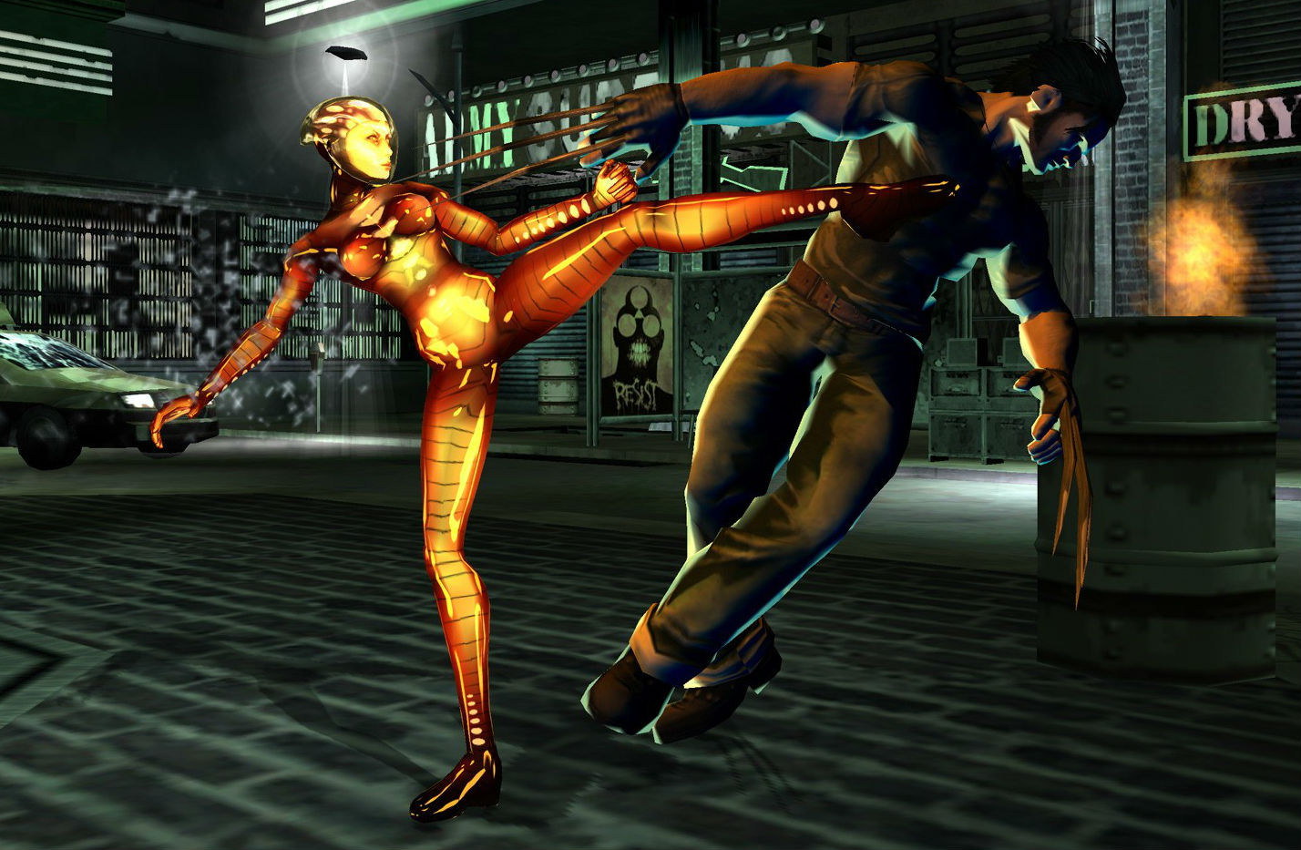 Video Feature 10 Of The Worst Superhero Games Usgamer