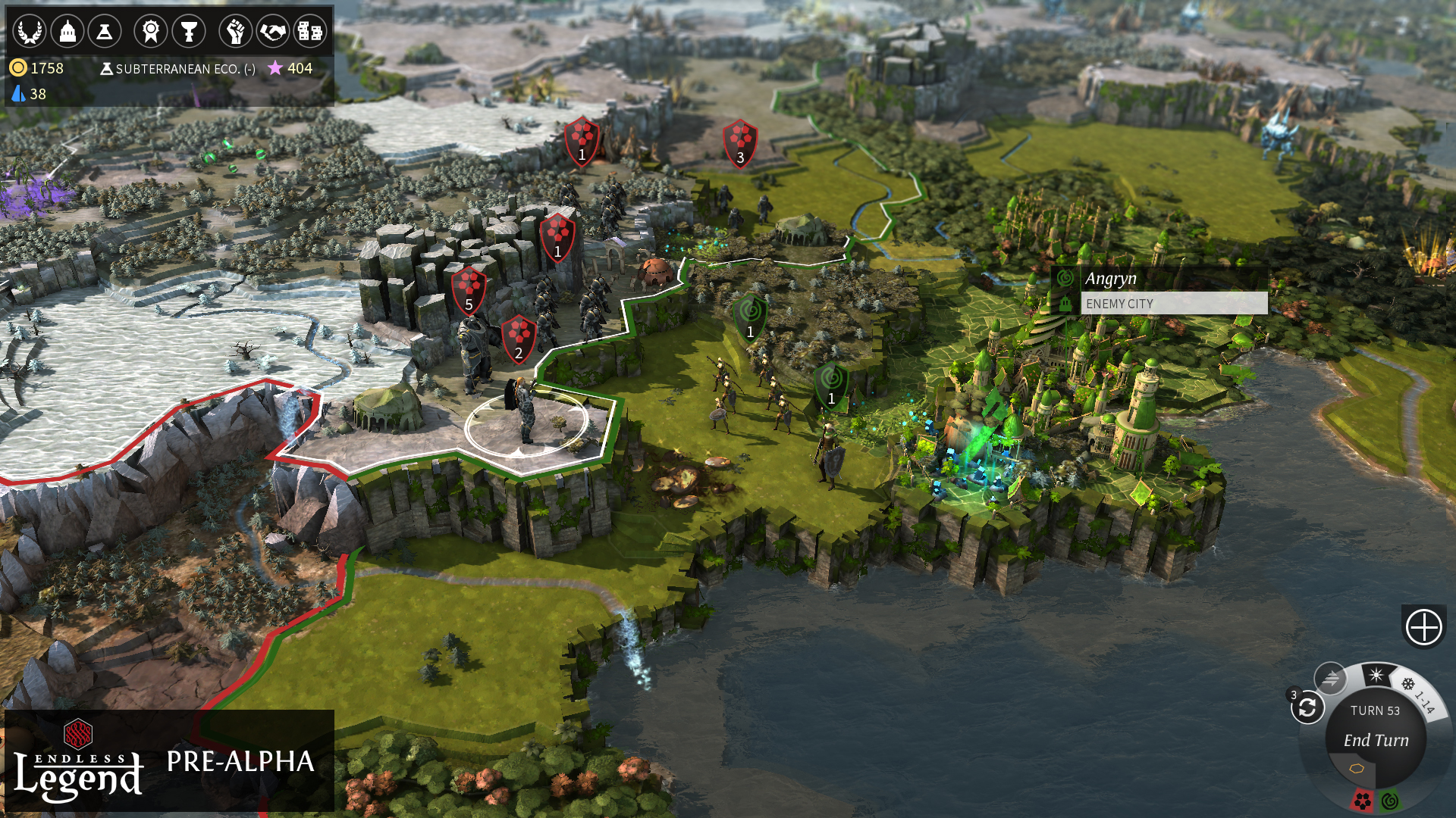 Endless Legend Preview: Strategy Games Can be Pretty, Too | USgamer