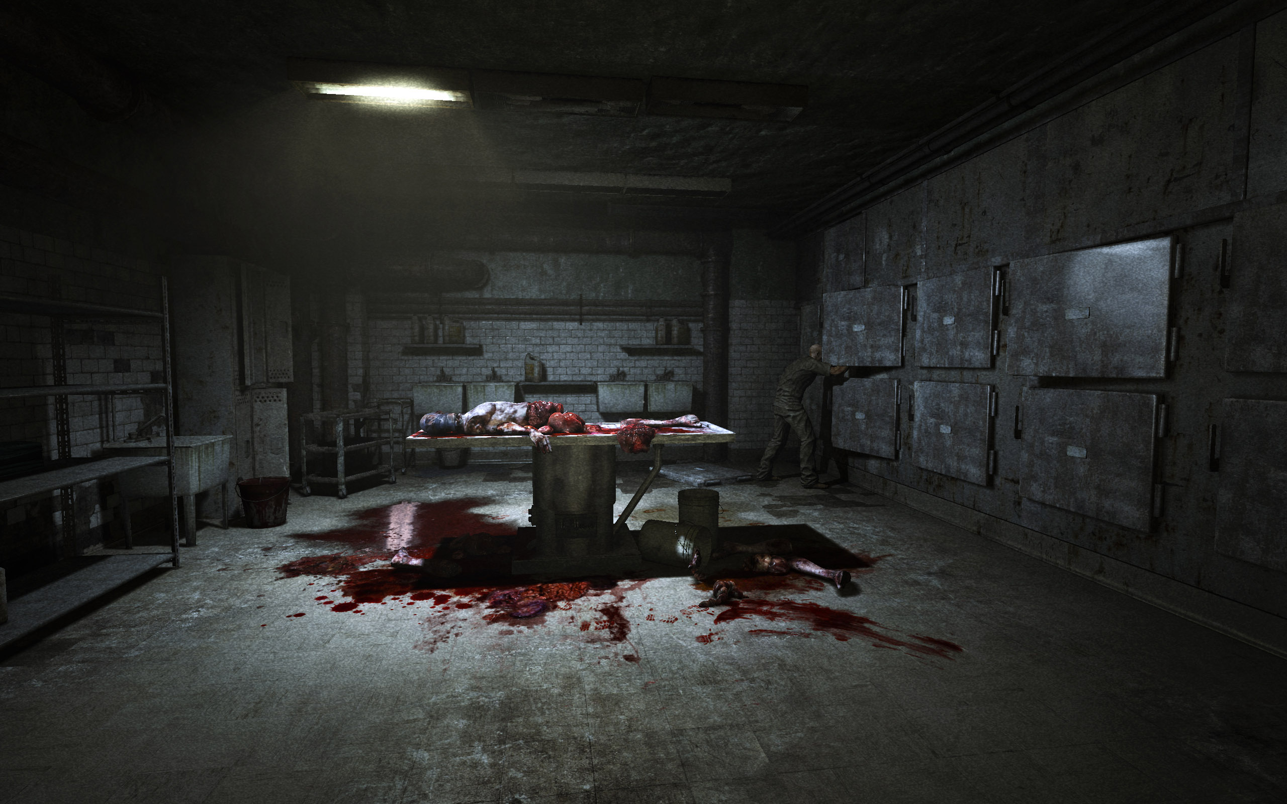 Outlast Xbox One Review: Don't Play it With the Lights Off   USgamer