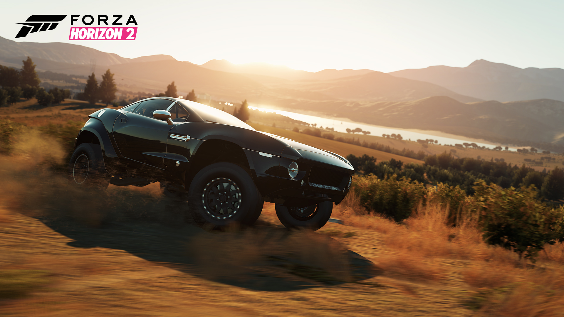 forza horizon 2 xbox one review one of the all time great racers usgamer. Black Bedroom Furniture Sets. Home Design Ideas