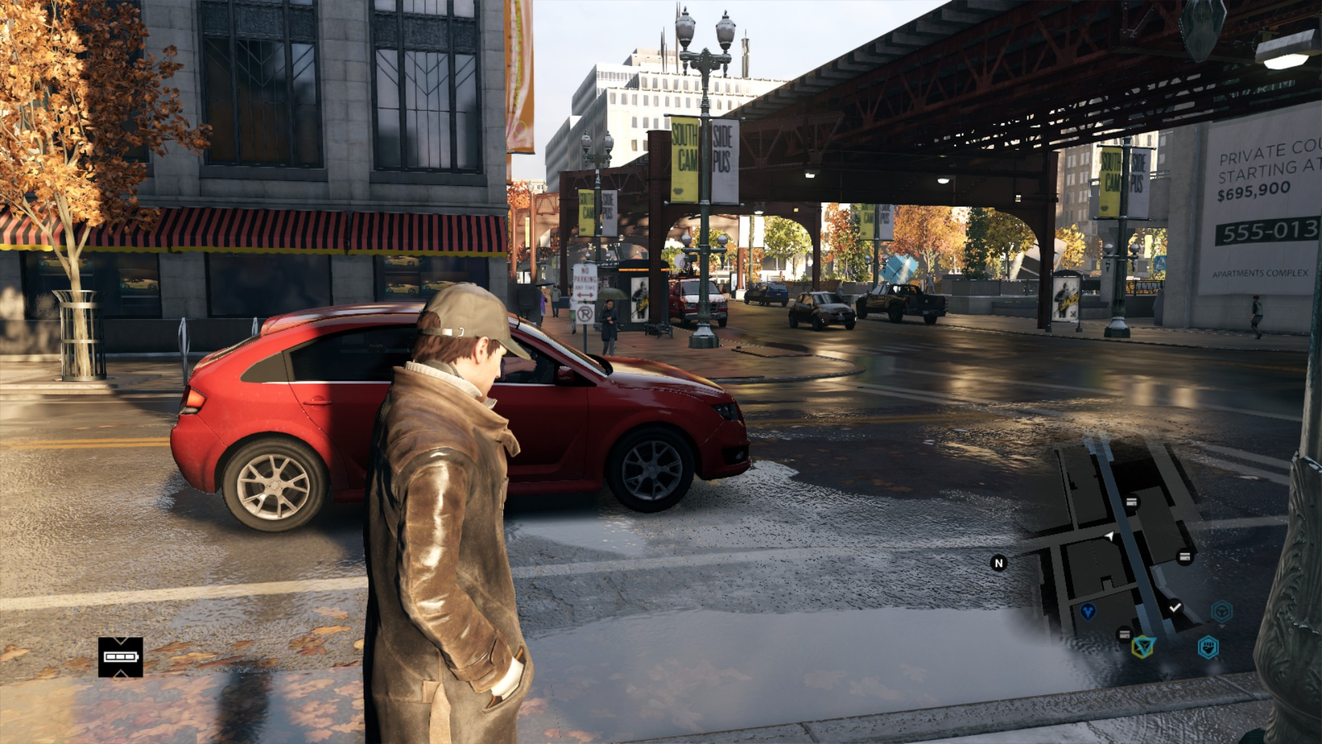 Pc Gamer Watch Dogs  Review