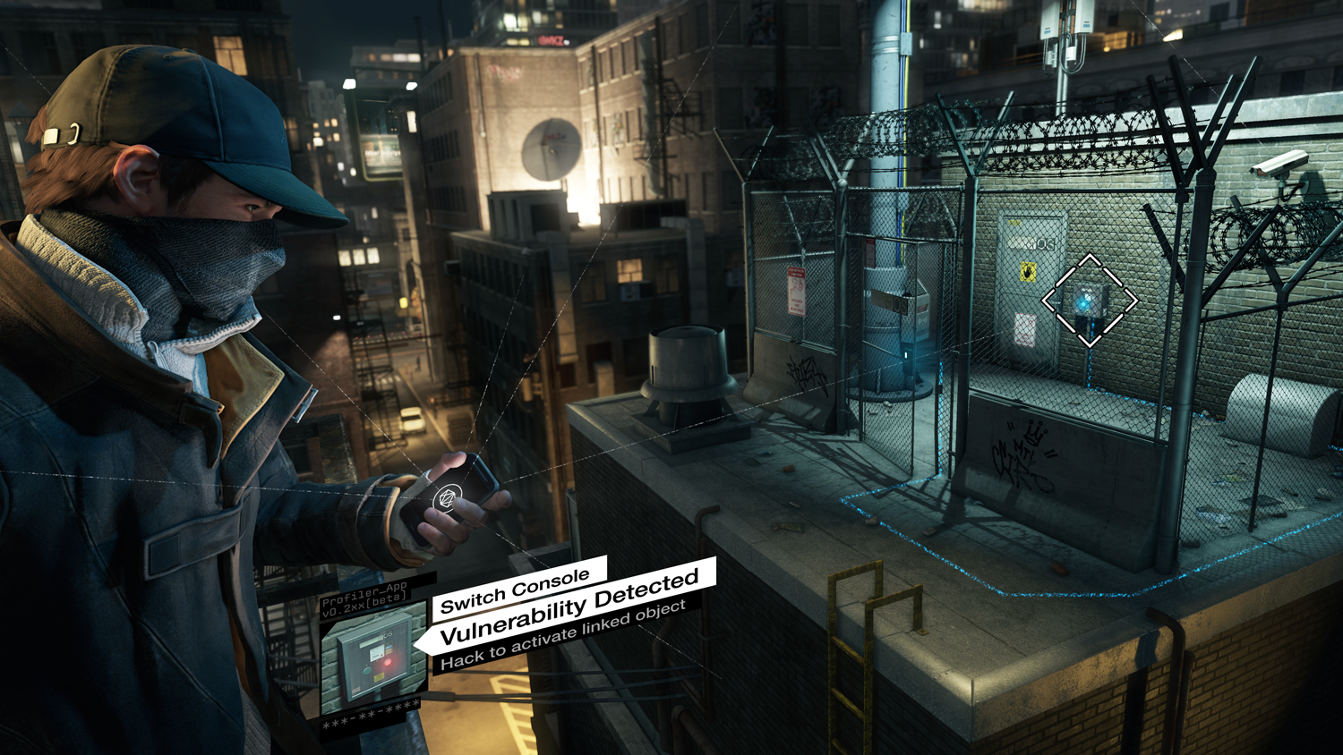 How Many Acts Are There In Watch Dogs