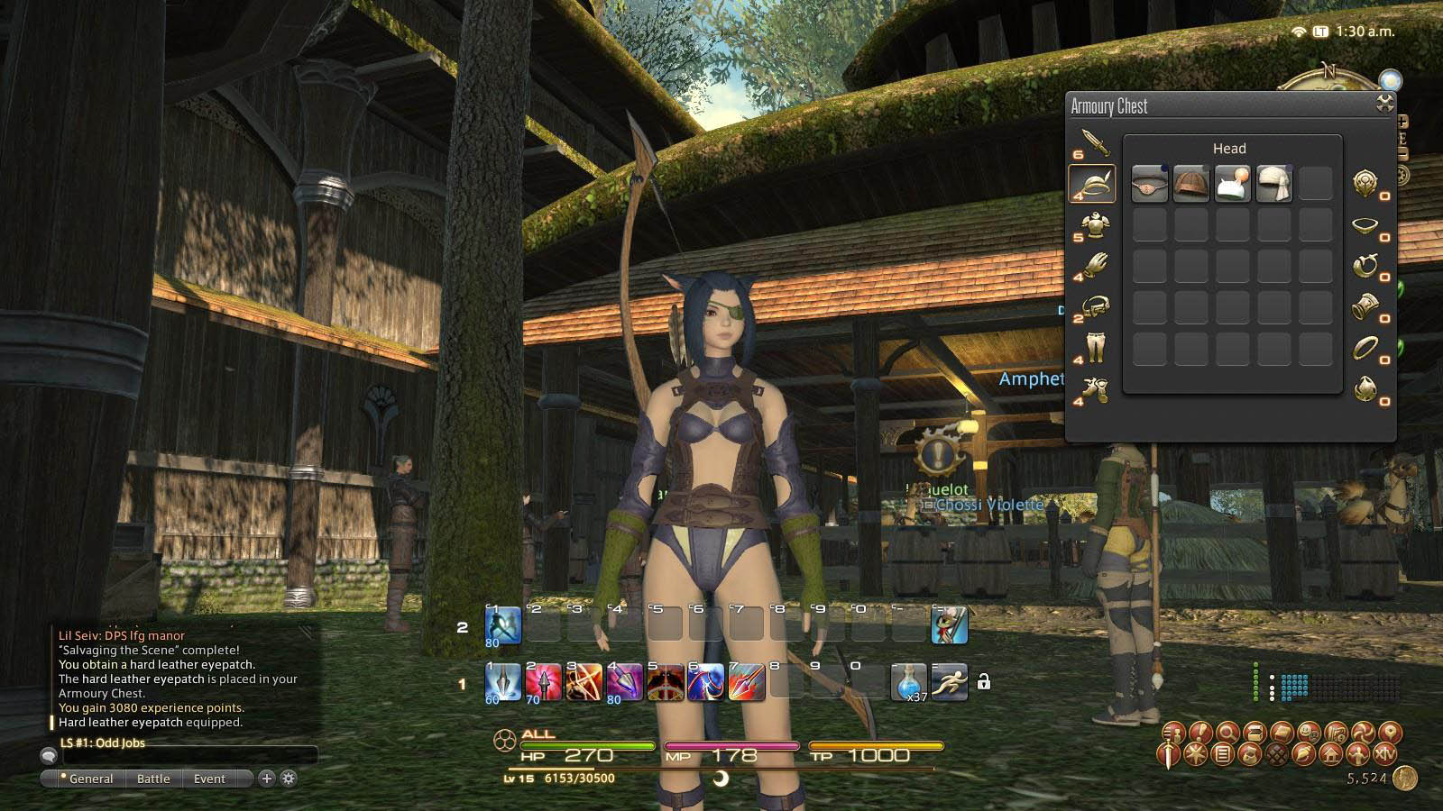 Rule Gridania: How Final Fantasy XIV Won Over an Antisocial