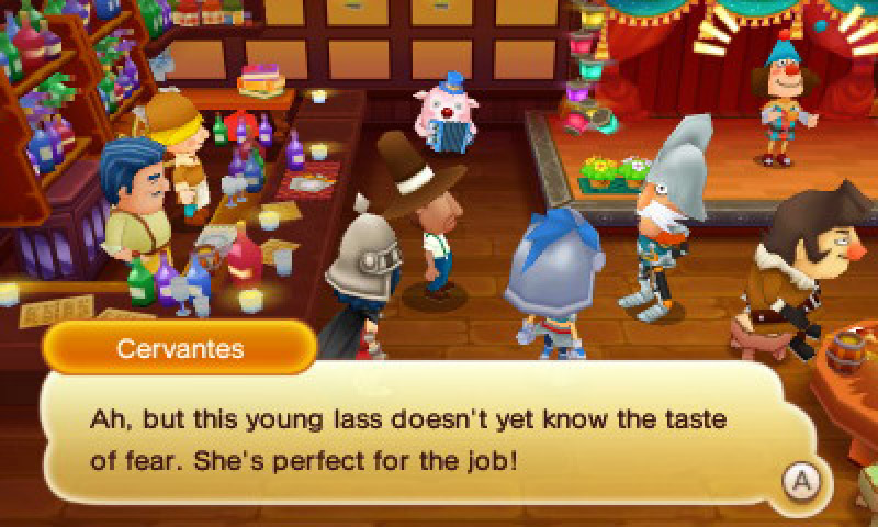 Fantasy Life 3DS Review: An MMO RPG That's Not Particularly
