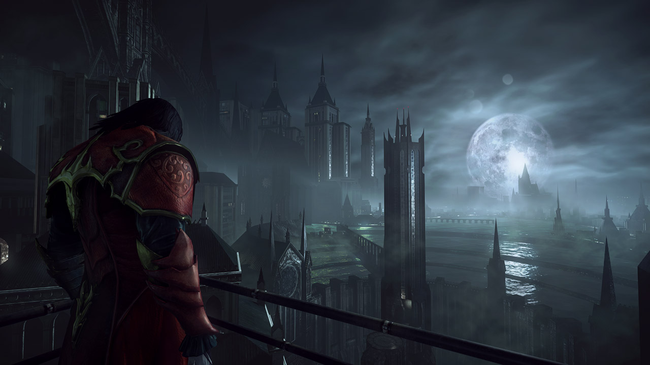 Yes, Castlevania: Lords of Shadow 2 Did Make Me Feel Uncomfortable