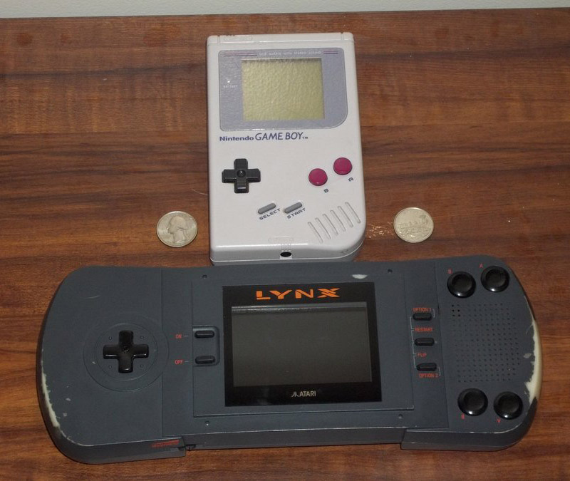 Too Powerful for Its Own Good, Atari's Lynx Remains a