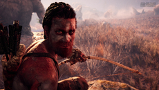 Motion capture also takes an upward trajectory in quality - its Mesolithic characters presented with superior skin shading to last year's Far Cry 4.